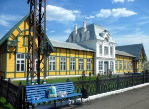 паспортный стол Привокзальный
